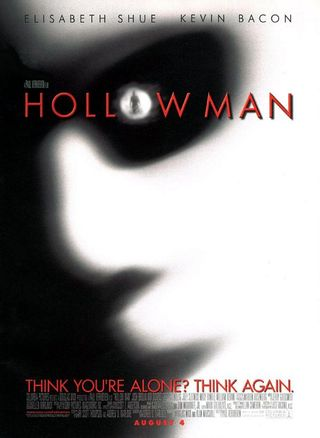 Poster hollow man