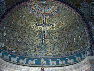San-clemente-rome-apsis