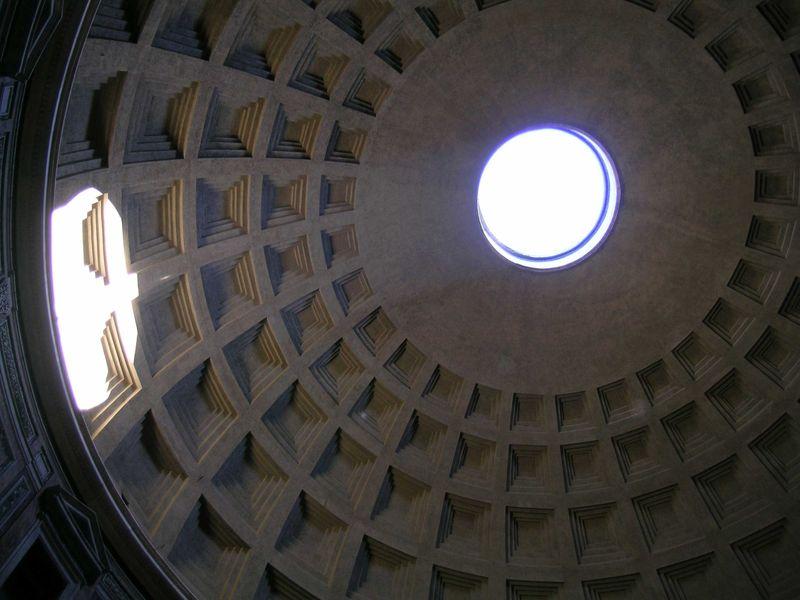 Cupola_Pantheon